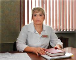 Маркова Анна Александровна - Главная медсестра