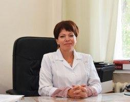 Наумова Руслана Витальевна - заместитель главного врача по клинико-экспертной работе и качеству медицинской помощи