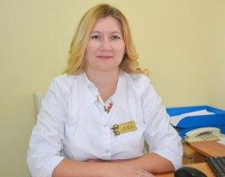Шамрай Елена Юрьевна - заместитель главного врача по поликлинической работе